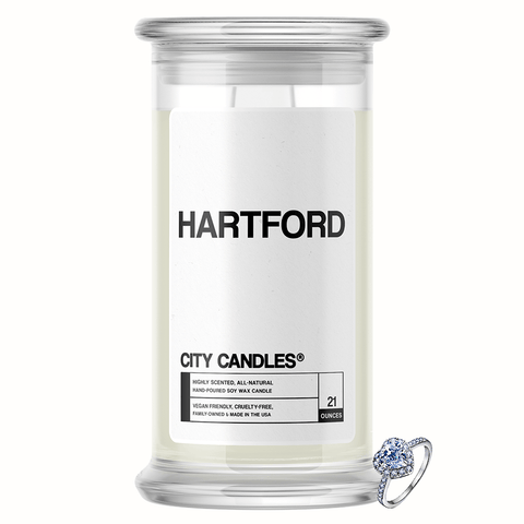 Hartford City Jewelry Candle - BathBombs.Com