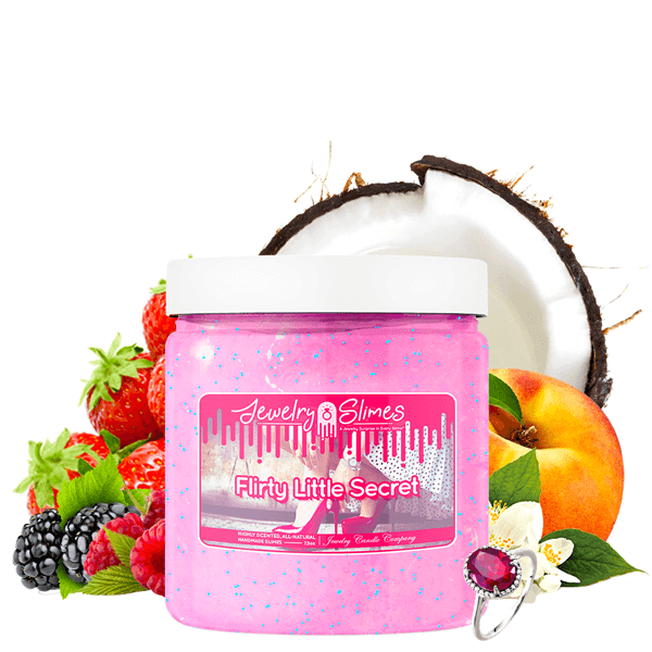 Flirty Little Secret | Jewelry Slime® - BathBombs.Com