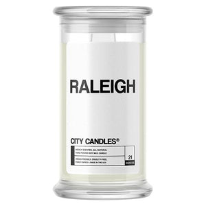 Raleigh City Candle - BathBombs.Com