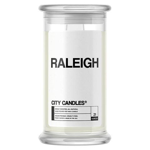 Raleigh City Candle