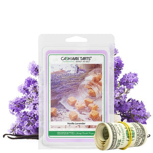 Lavender Vanilla Cash Wax Melt - BathBombs.Com