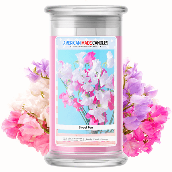 Sweet Pea | American Made Candle® - BathBombs.Com