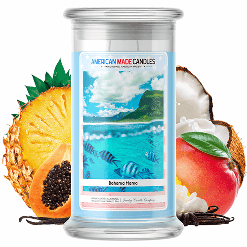 Bahama Mama | American Made Candle® - BathBombs.Com