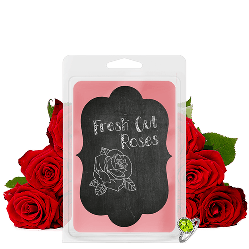 Fresh Cut Roses | Chalkboard Tart - BathBombs.Com