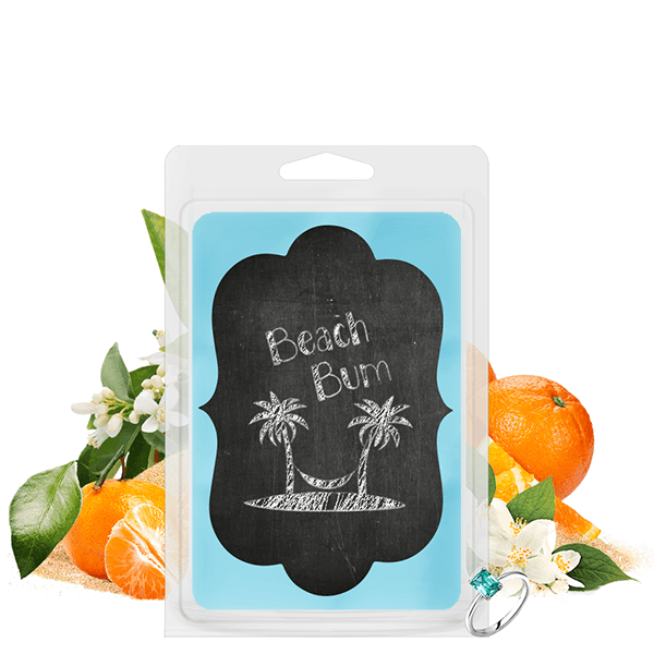 Beach Bum | Chalkboard Tart - BathBombs.Com