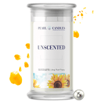 Unscented | Pearl Candle®-Pearl Candles®-The Official Website of Jewelry Candles - Find Jewelry In Candles!