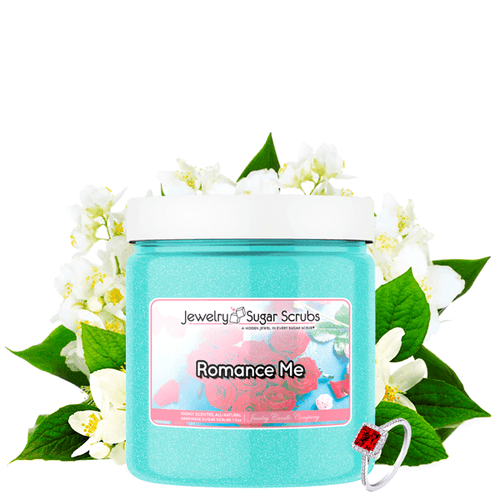 Romance Me | Single Jewelry Sugar Scrub® - BathBombs.Com