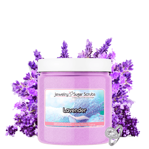 Lavender | Single Jewelry Sugar Scrub® - BathBombs.Com