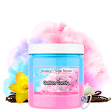 Carnival Cotton Candy Jewelry Sugar Scrub - BathBombs.Com