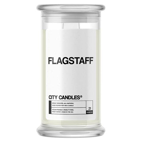 Flagstaff City Candle