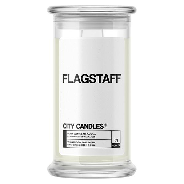 Flagstaff City Candle - BathBombs.Com