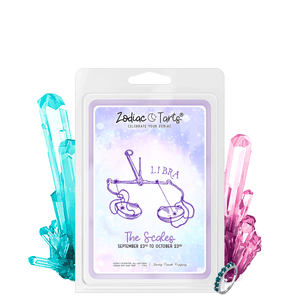 Libra Zodiac Jewelry Wax Melt - BathBombs.Com