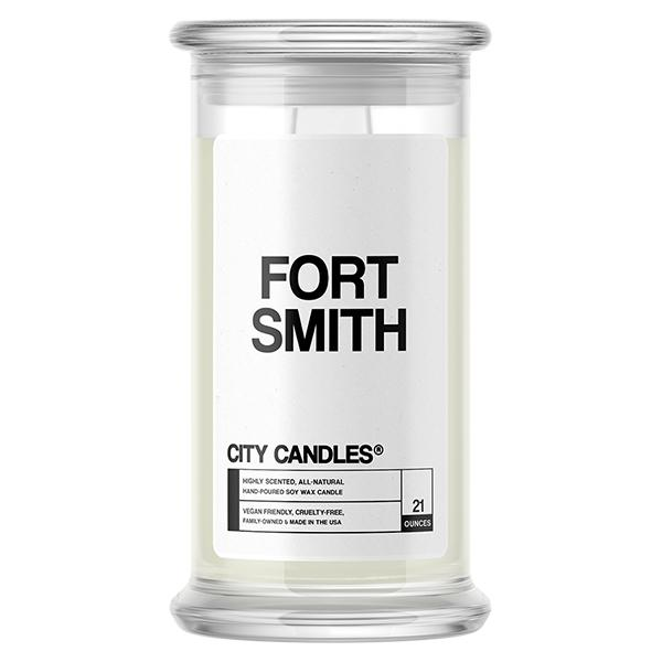 Fort Smith City Candle - BathBombs.Com