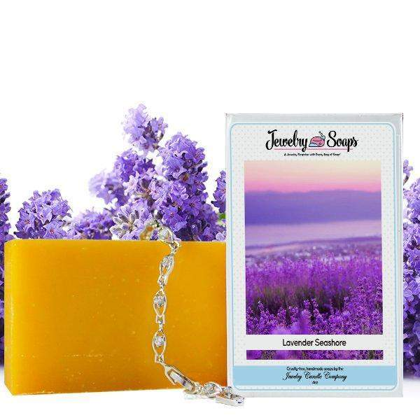 Lavender Seashore | Jewelry Soap - BathBombs.Com
