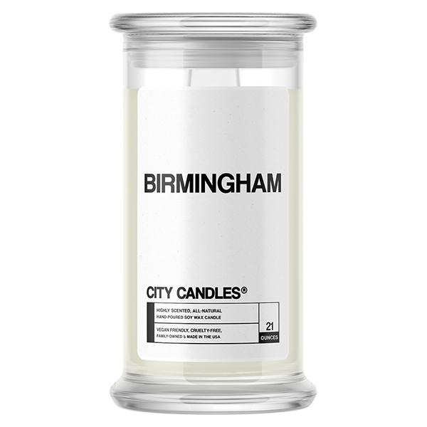 Birmingham City Candle - BathBombs.Com