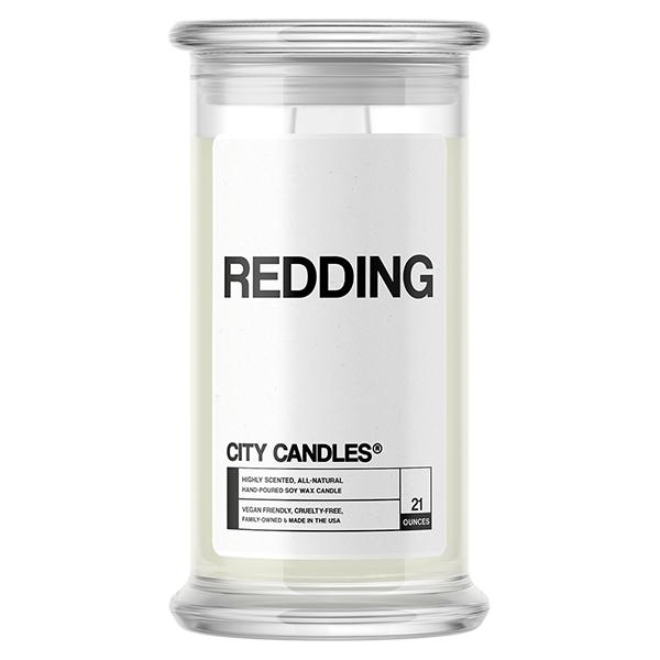 Redding City Candle - BathBombs.Com