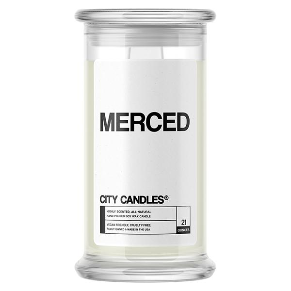 Merced City Candle - BathBombs.Com