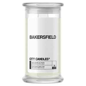 Bakersfield City Candle - BathBombs.Com