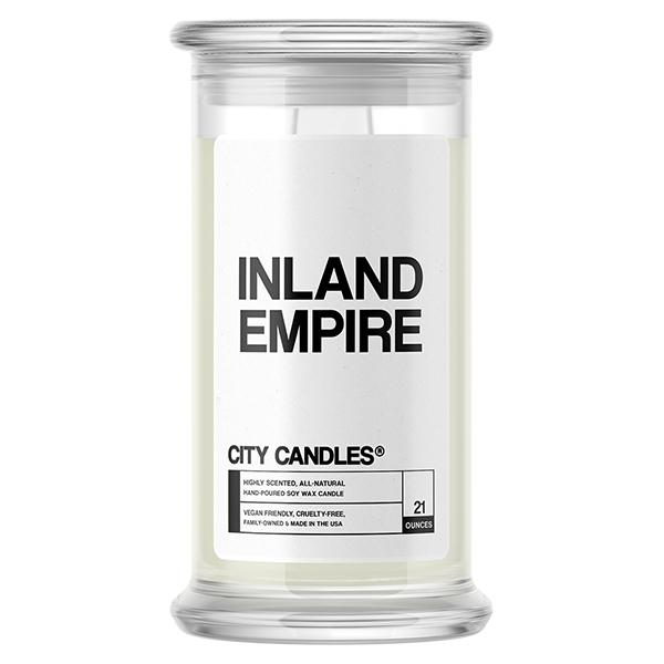Inland Empire City Candle - BathBombs.Com