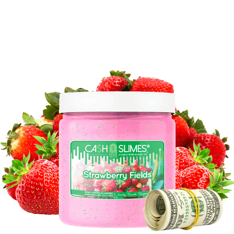 Strawberry Fields | Cash Slime®-Cash Slime®-The Official Website of Jewelry Candles - Find Jewelry In Candles!