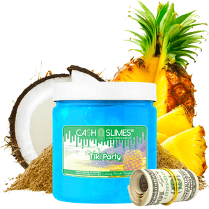 Tiki Party Cash Slime - BathBombs.Com