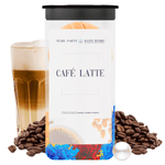 Café Latte Pearl Party Bath Bombs Twin Pack - BathBombs.Com