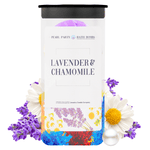 Lavender & Chamomile Pearl Party Bath Bombs Twin Pack - BathBombs.Com