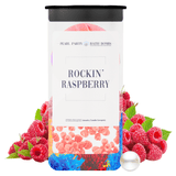Rockin' Raspberry Pearl Party Bath Bombs Twin Pack - BathBombs.Com