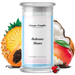 Bahama Mama Charm Candle - BathBombs.Com