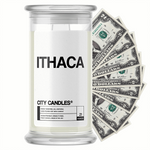 Ithaca City Cash Candle