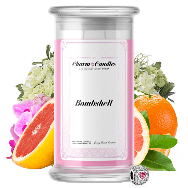 Bombshell Charm Candle - BathBombs.Com