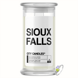 Sioux Falls City Jewelry Candle - BathBombs.Com