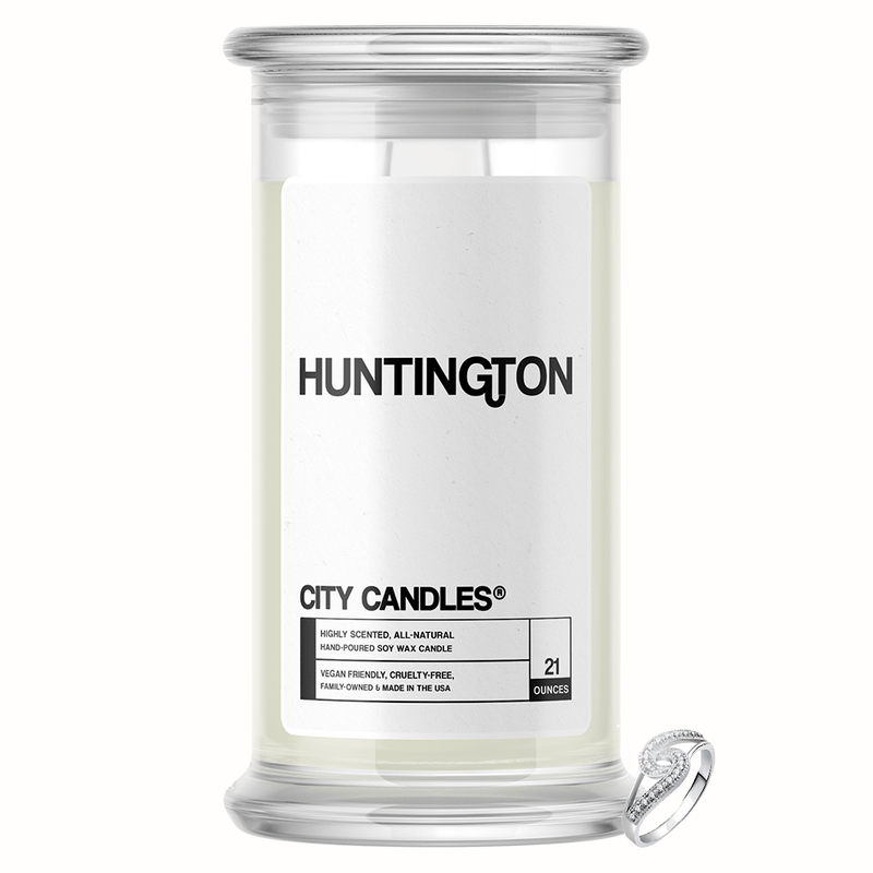 Huntington City Jewelry Candle - BathBombs.Com