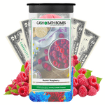 Rockin' Raspberry Cash Bath Bombs Twin Pack