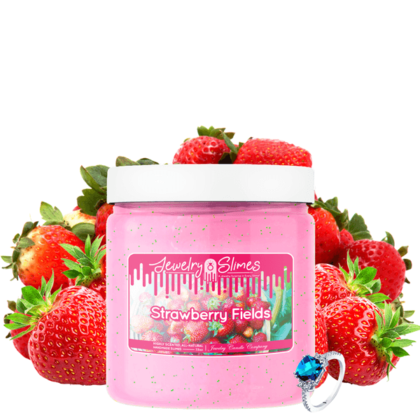 Strawberry Fields | Jewelry Slime® - BathBombs.Com