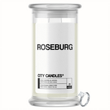 Roseburg City Jewelry Candle - BathBombs.Com