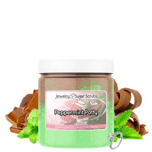 Peppermint Patty | Single Jewelry Sugar Scrub® - BathBombs.Com