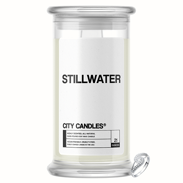 Stillwater City Jewelry Candle - BathBombs.Com