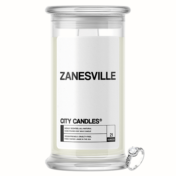 Zanesville City Jewelry Candle - BathBombs.Com