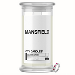 Mansfield City Jewelry Candle