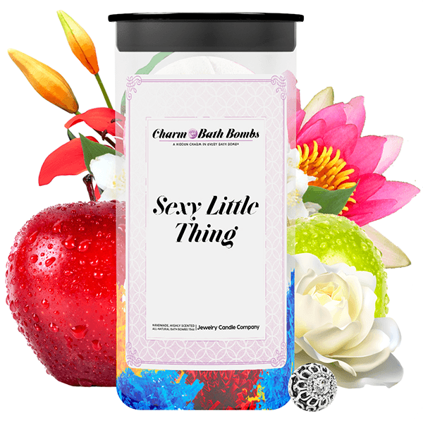 Sexy Little Thing Charm Bath Bombs Twin Pack - BathBombs.Com