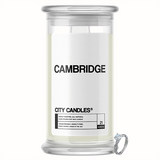 Cambridge City Jewelry Candle - BathBombs.Com