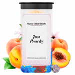 Just Peachy Charm Bath Bombs Twin Pack