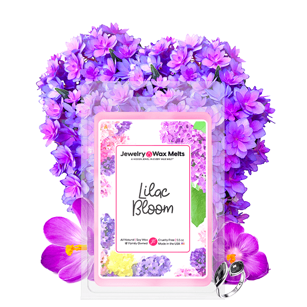 Lilac Bloom Jewelry Wax Melt - BathBombs.Com