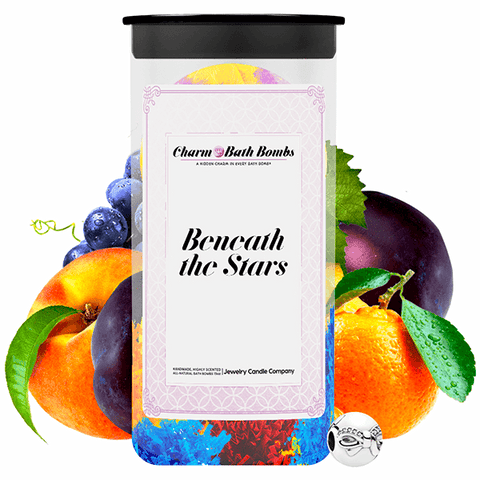 Beneath The Stars Charm Bath Bombs Twin Pack - BathBombs.Com