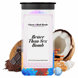 Better Than Sex Charm Bath Bombs Twin Pack - BathBombs.Com