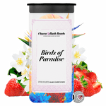 Birds of Paradise Charm Bath Bombs Twin Pack - BathBombs.Com