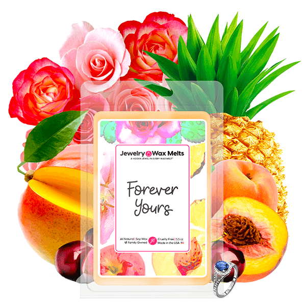 Forever Yours Jewelry Wax Melt - BathBombs.Com