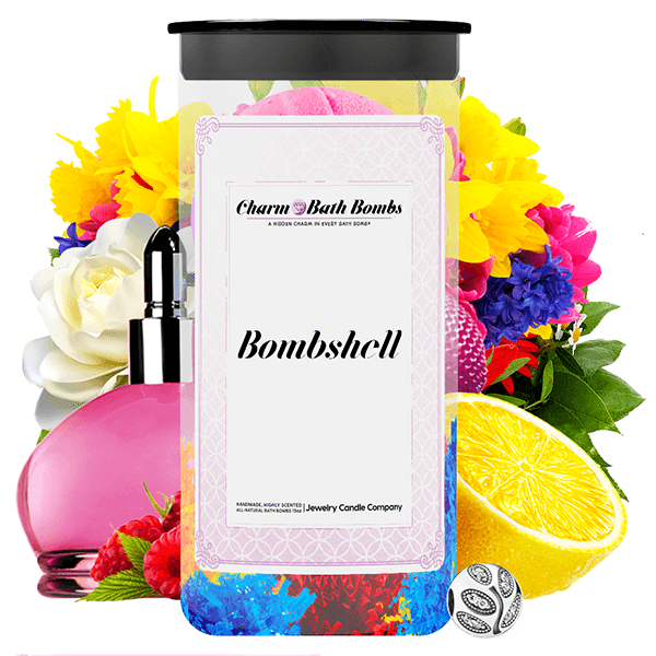 Bombshell Charm Bath Bombs Twin Pack - BathBombs.Com
