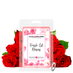 Fresh Cut Roses Jewelry Wax Melt